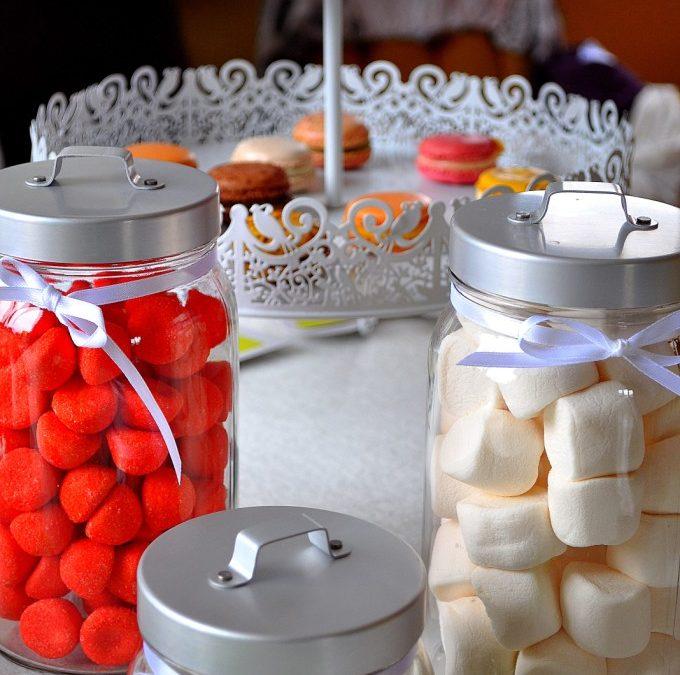 Candy bar… mais pas que !