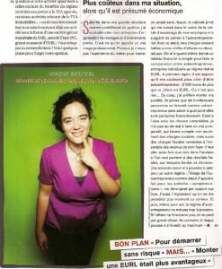 Le magazine l'Entreprise – Novembre 2010