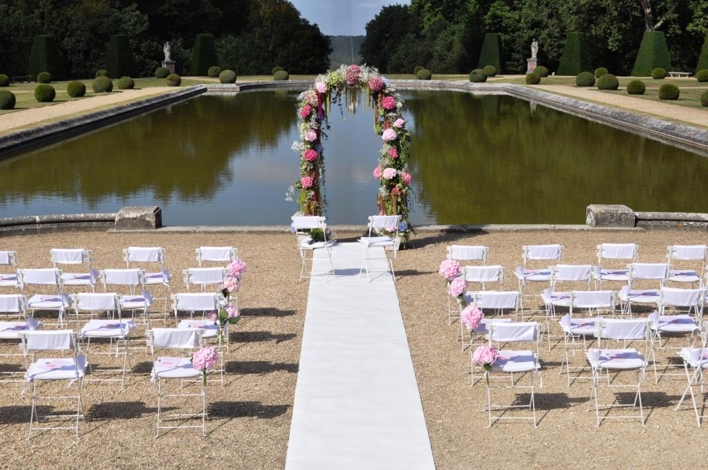 Une C R Monie La Que Avec Votre Wedding Planner Paris
