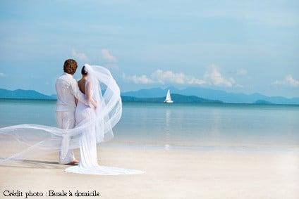 mariage exotique antilles