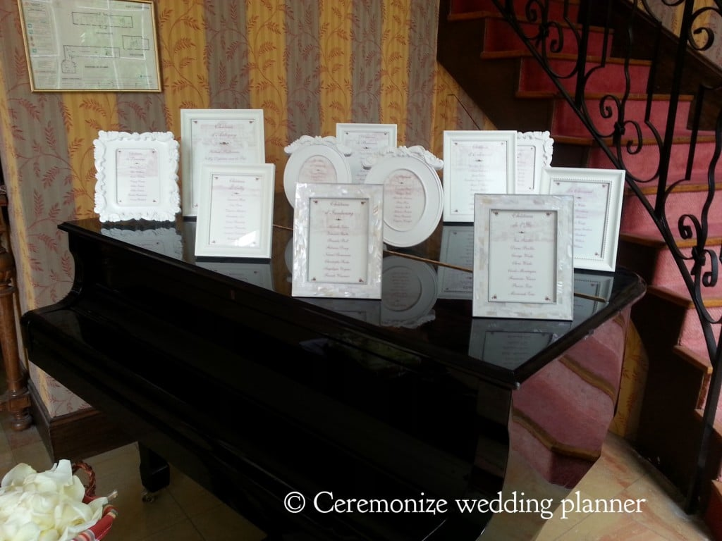 plan de table le jour j ceremonize. Black Bedroom Furniture Sets. Home Design Ideas