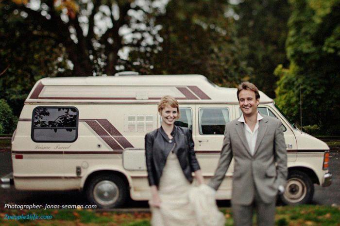 Mariages insolites,  Alex Pelling et Lisa Grant