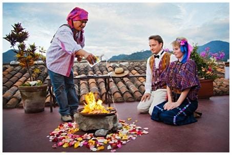 Mariage en Guatemala
