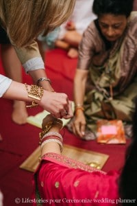Ceremonie mariage indou