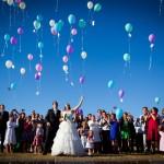 Organiser un lacher de ballon mariage