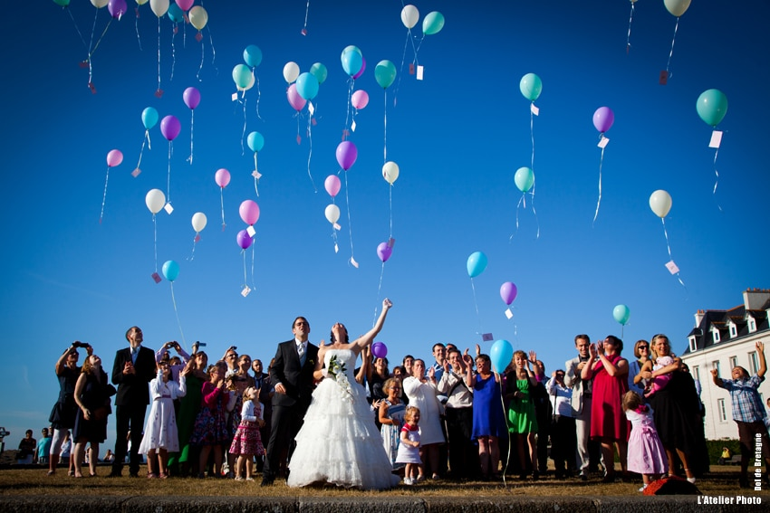 wedding balloons launch