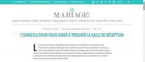 Mariage.com - Mai 2015