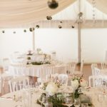chic wedding decoration