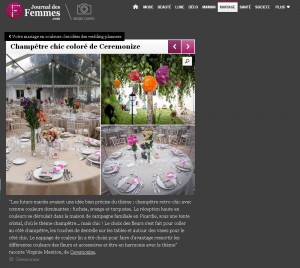 Le Journal des Femmes - Mars 2014