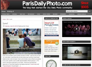 Paris Daily Photo Juin 2012