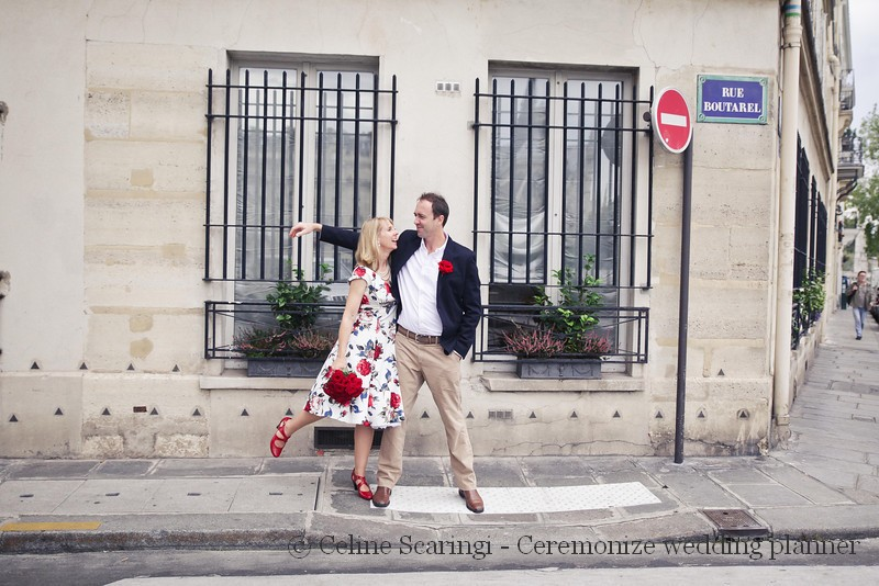 Celebrate your wedding anniversary in Paris