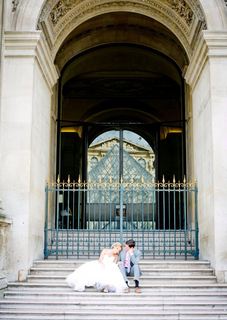 elopement wedding packages paris