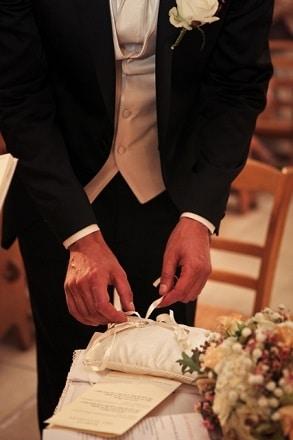 Un porte-alliances original pour votre mariage