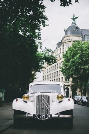 Quel véhicule choisir pour mon mariage ?