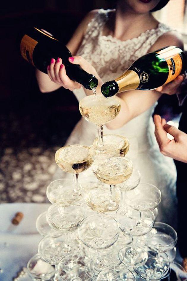 Un mariage pour la nouvelle année