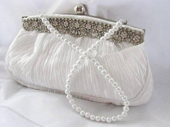 Un sac pour la mariée