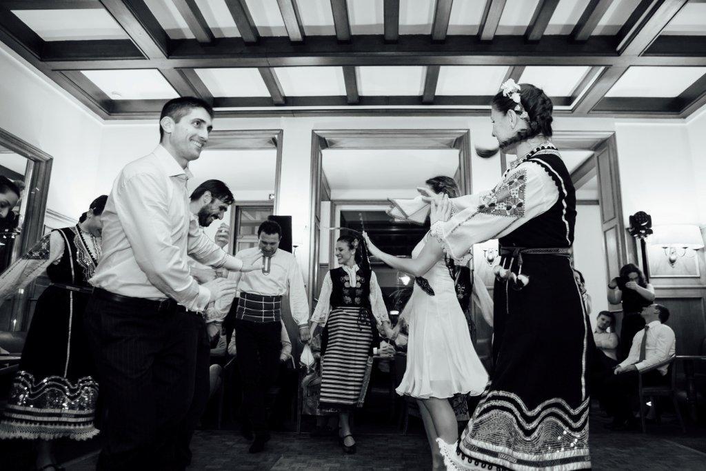 danse traditionnelle mariage