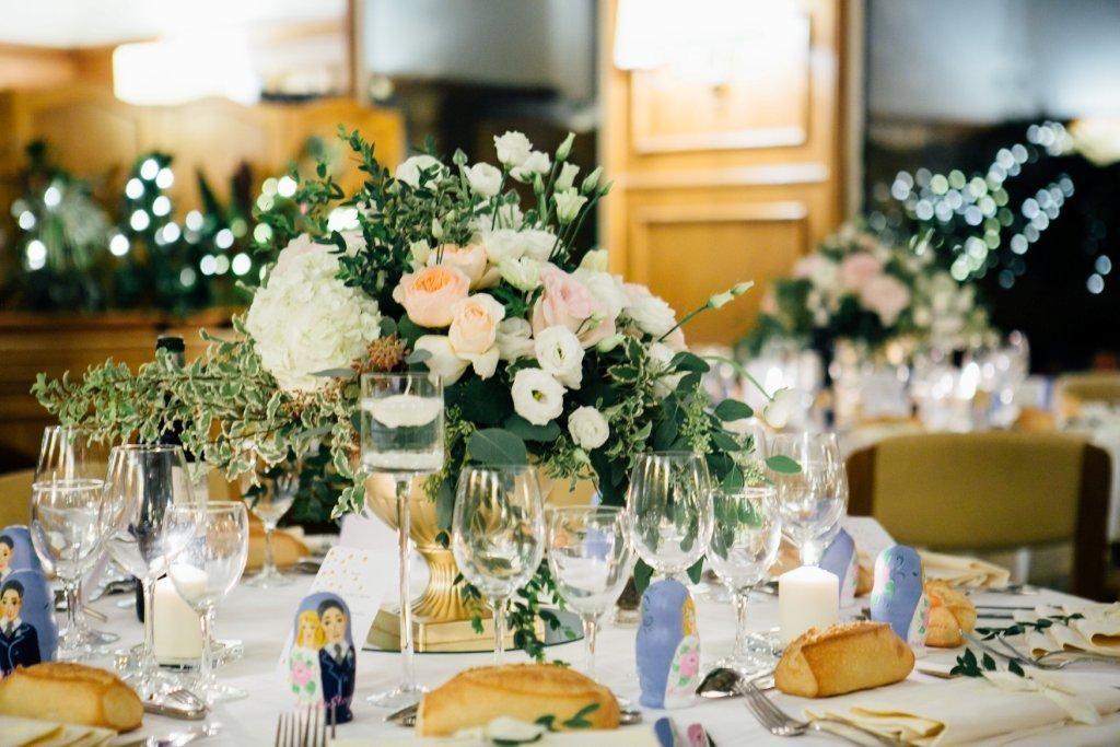 Vrai mariage r cit du mariage d 39 anastasia et stoyan ceremonize - Decoration mariage paris ...