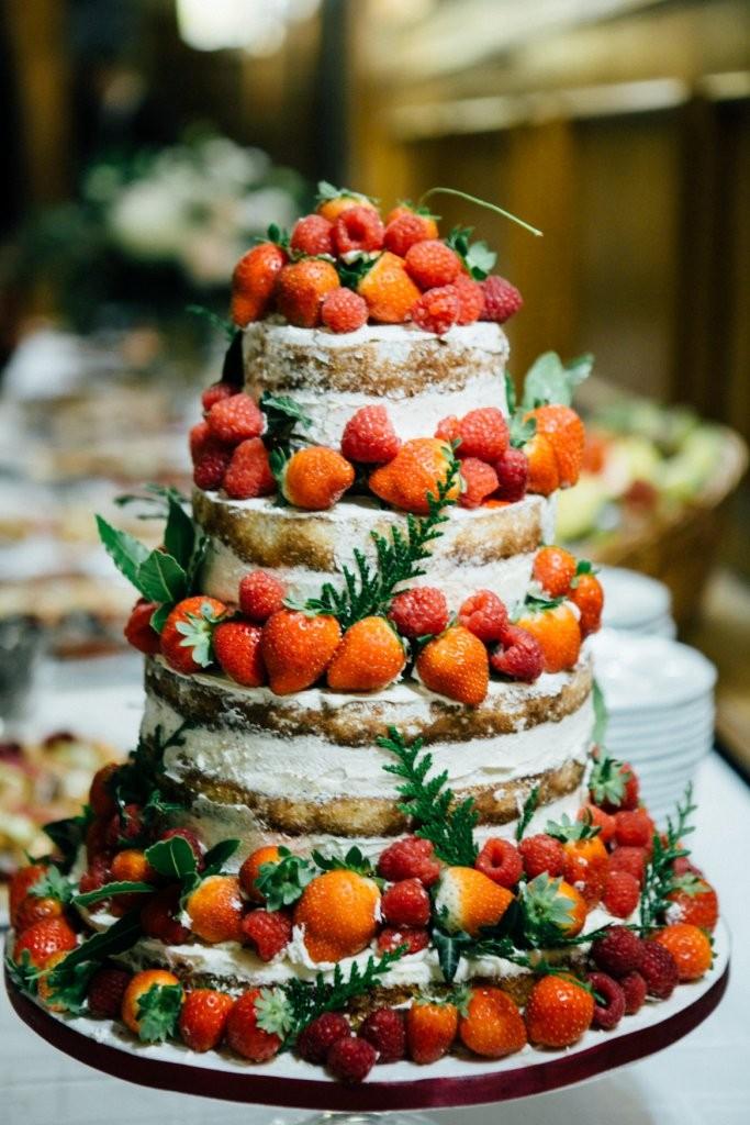 naked cake mariage paris