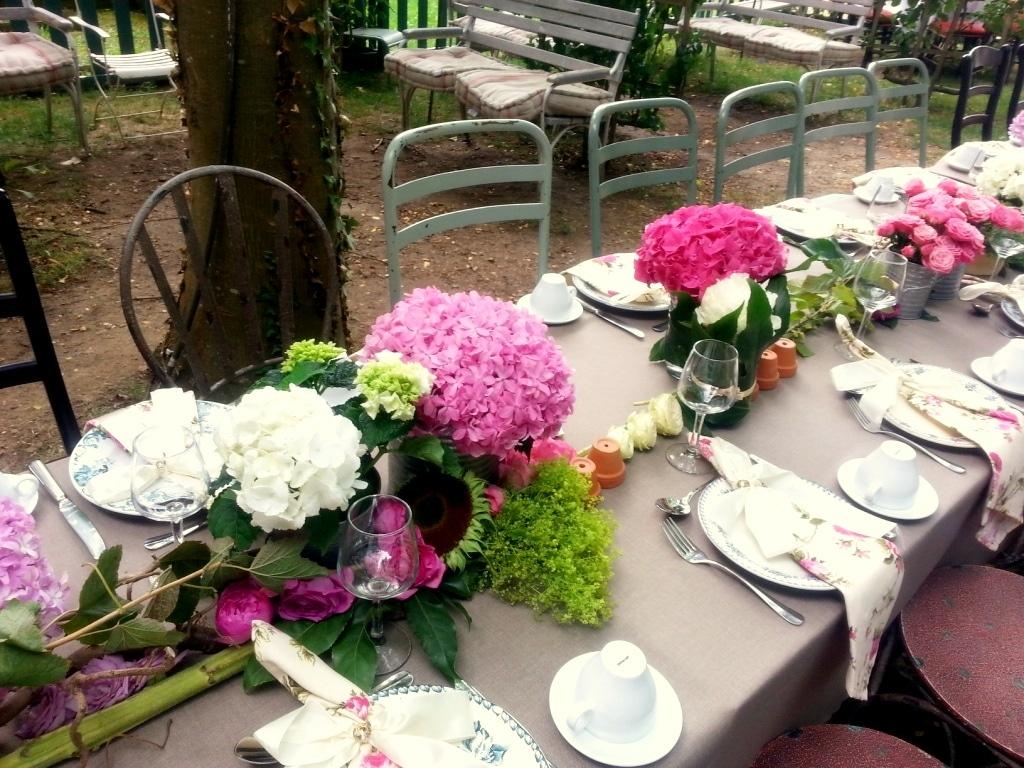 Votre réception de mariage à domicile