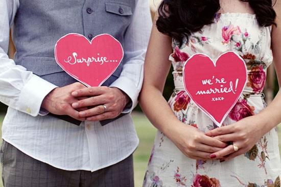 Organiser un mariage surprise ceremonize - Organiser un anniversaire surprise ...