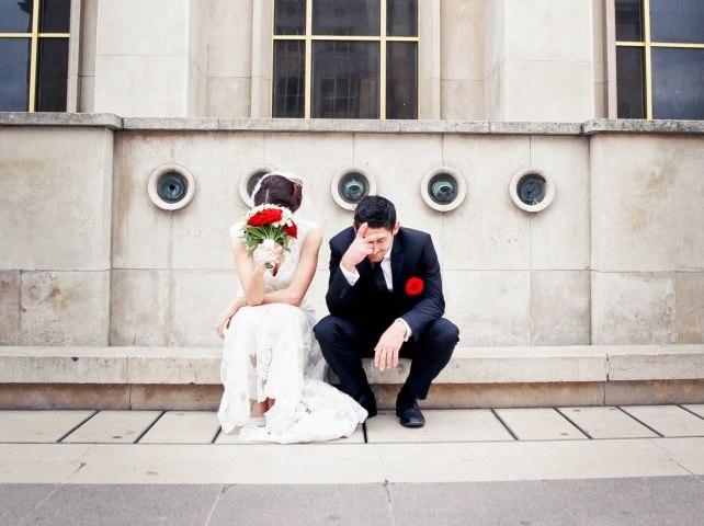 Le blues de l'après mariage