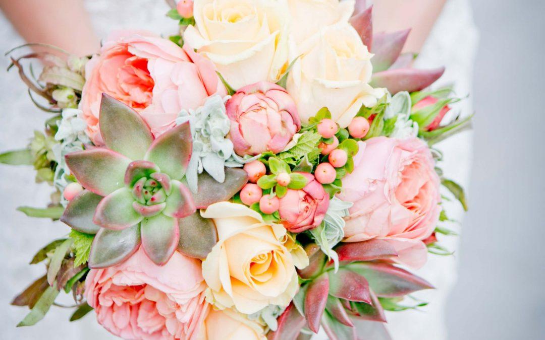 Symbolique du bouquet de la mariée