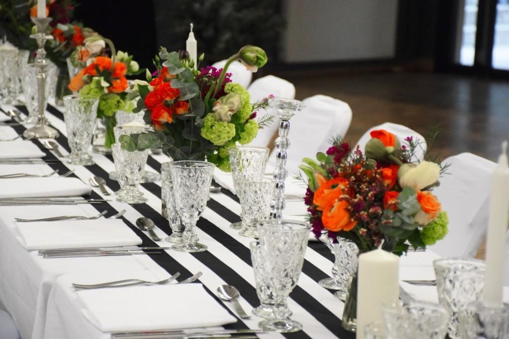 decoration de mariage elegant