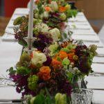 decoration de mariage pour tables en ligne