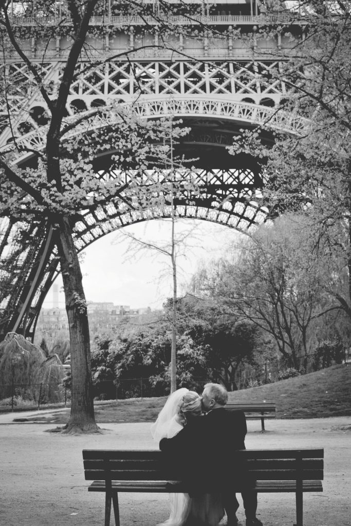 elopement just the two of us eiffel tower