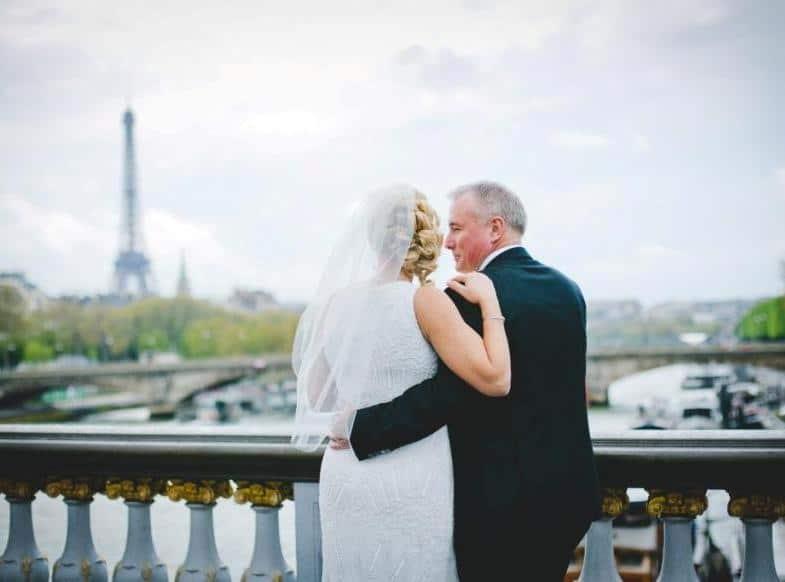 Planning a last-minute elopement to Paris
