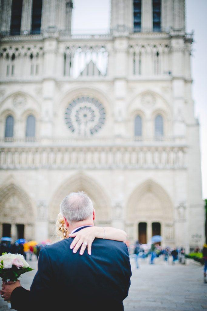 wedding photo tour paris