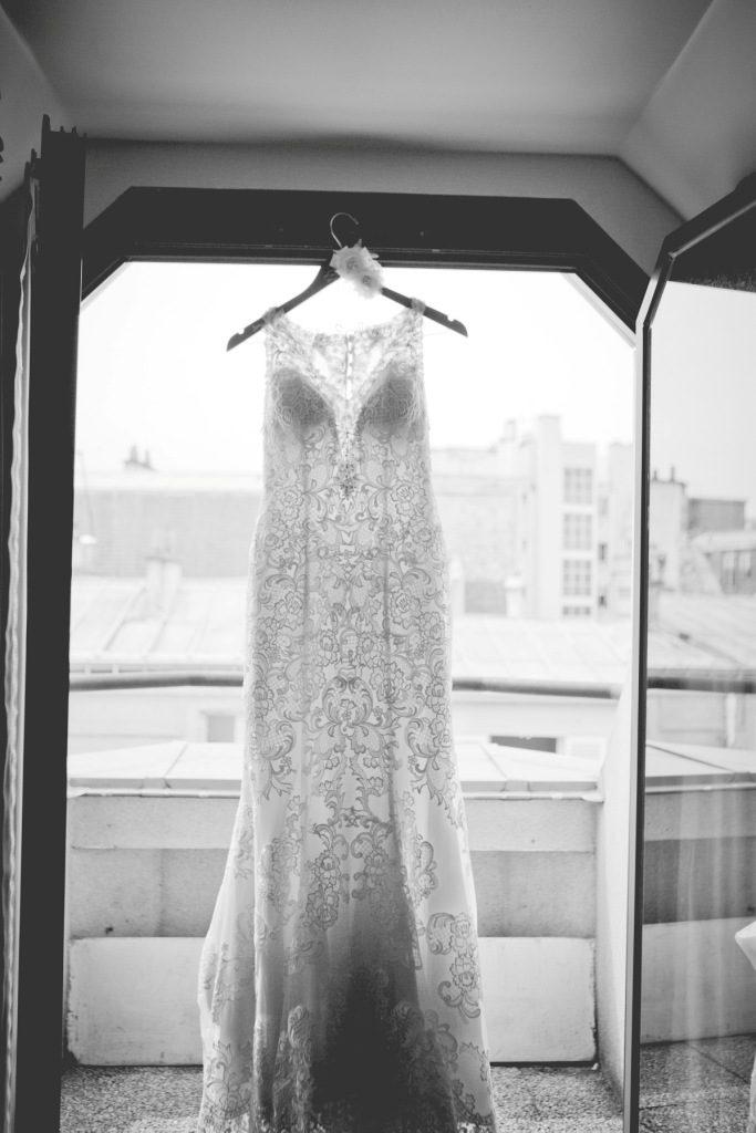 bride preparation paris