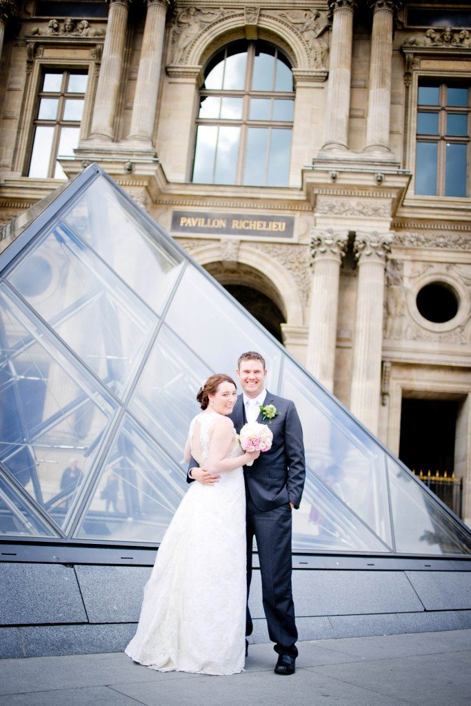 wedding louvre paris