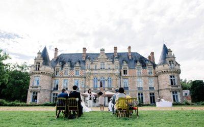 Un mariage en tout petit comité dans notre jolie campagne française