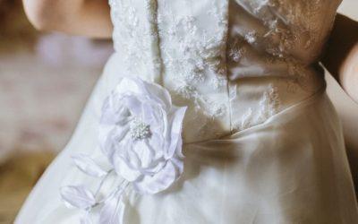 Que faire de sa robe de mariée ?
