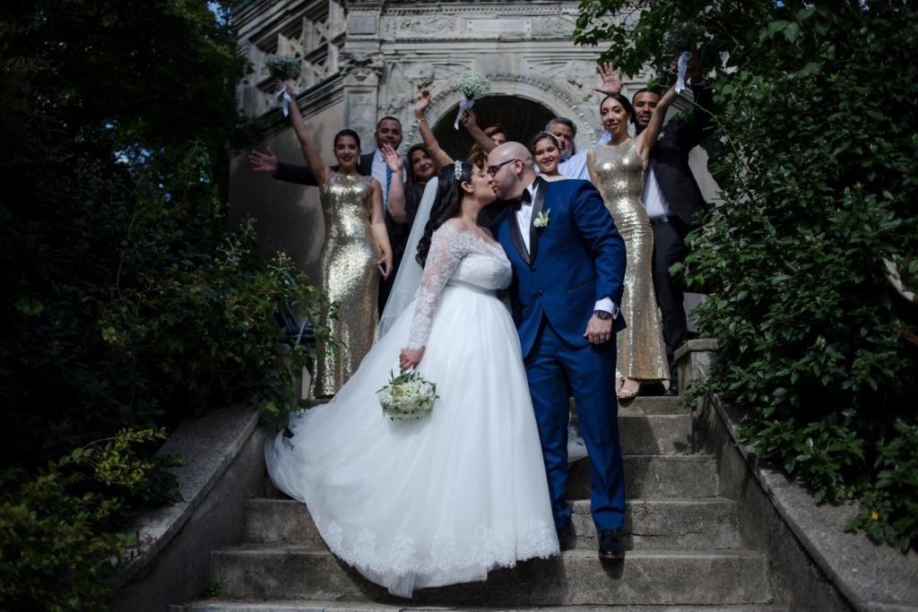 elopement ceremony paris