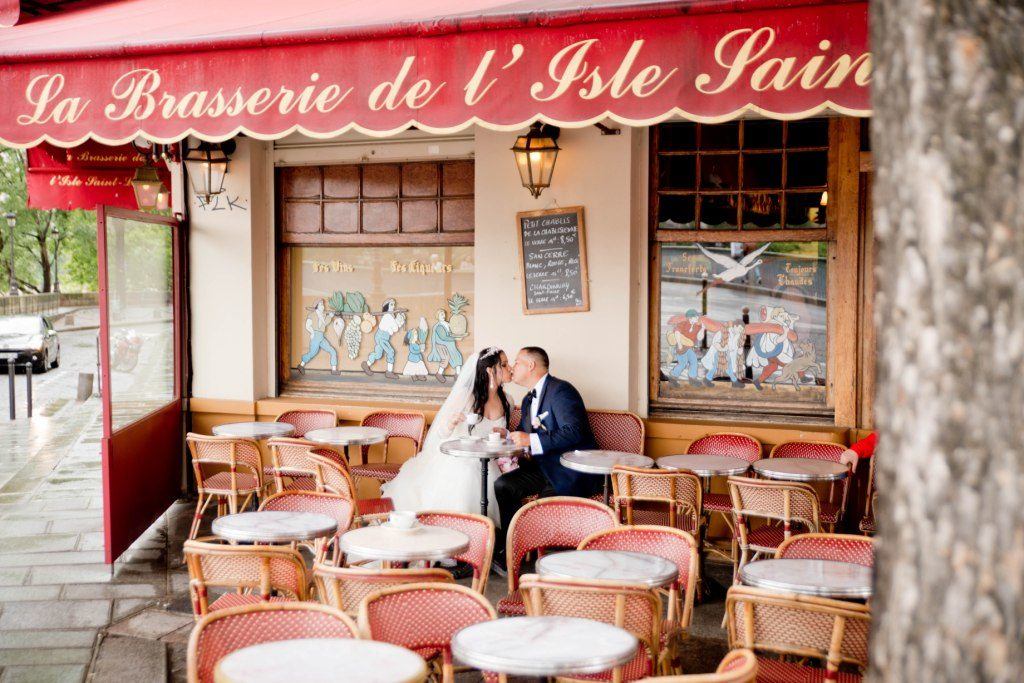 elopement paris package