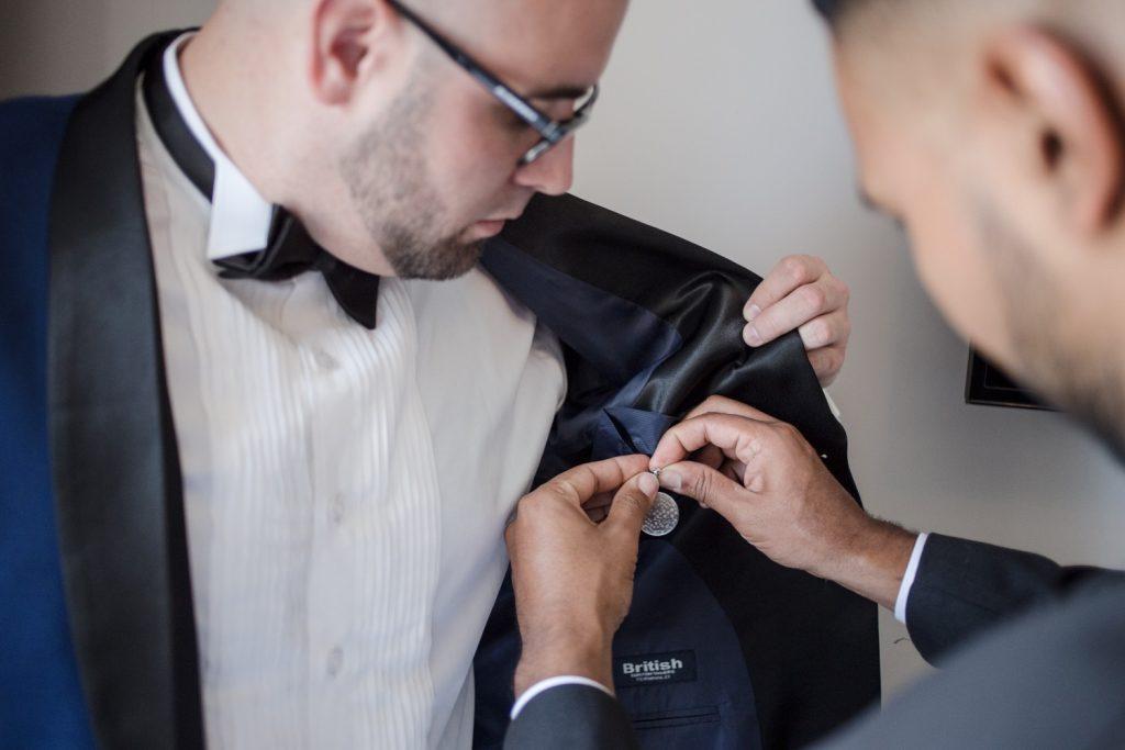 intimate wedding paris planner