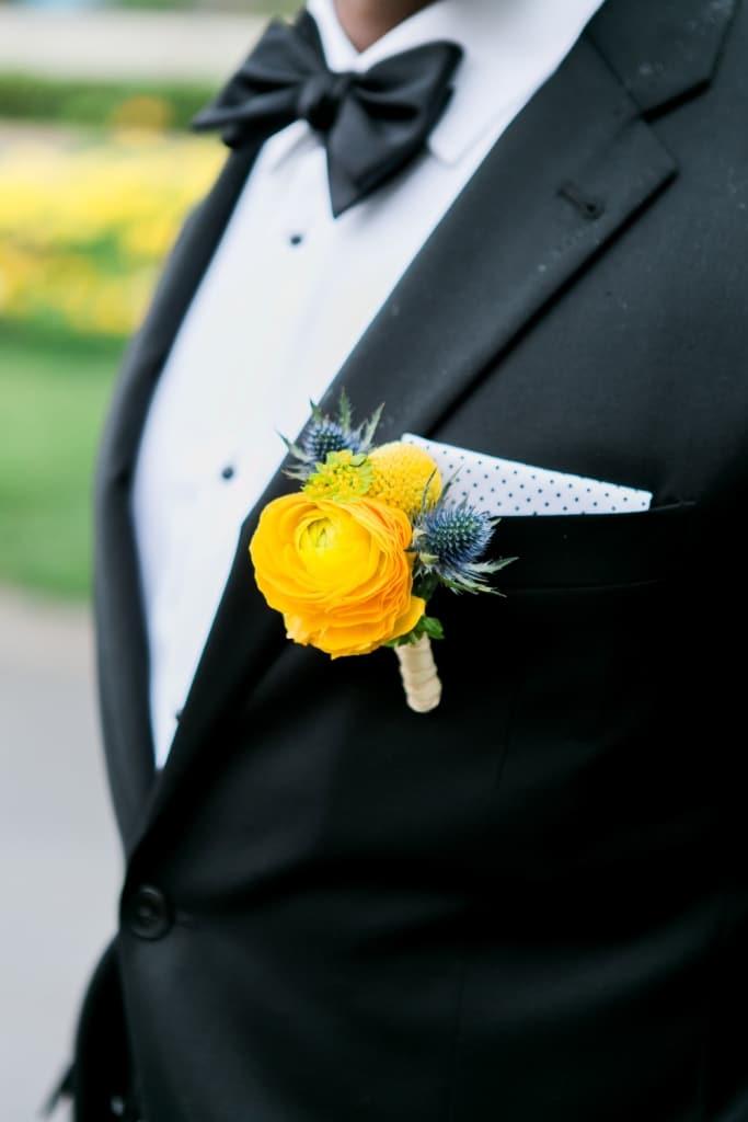 accessoires pour marié
