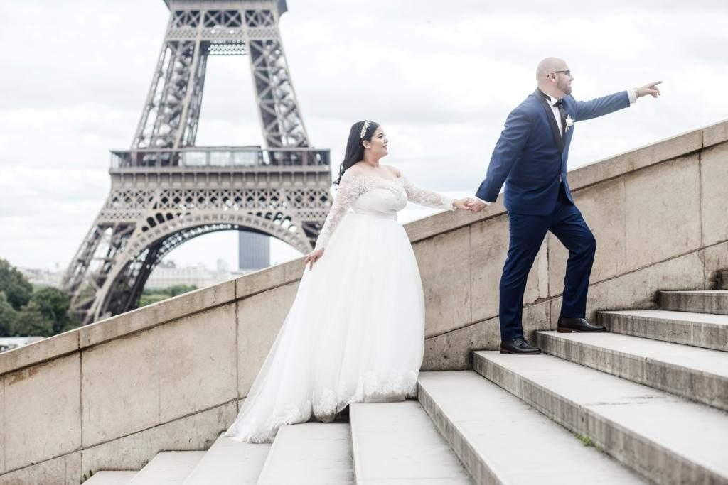 Planning a wedding in Paris