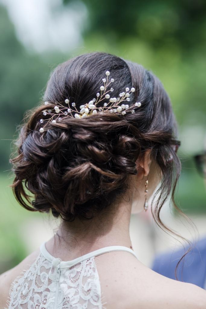 réussir sa coiffure de mariage