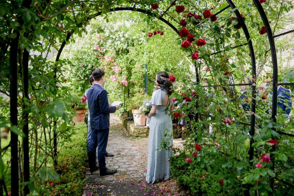 Unique wedding locations