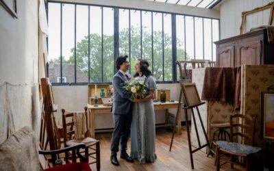 Organising an atypical wedding in Paris