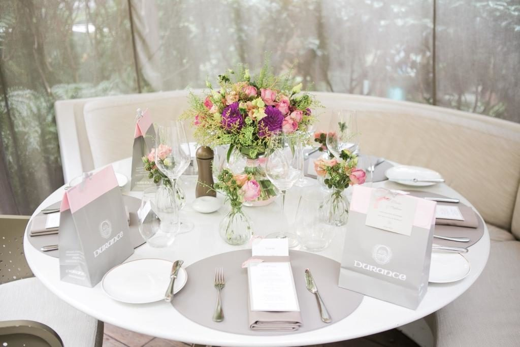 intimate wedding reception paris
