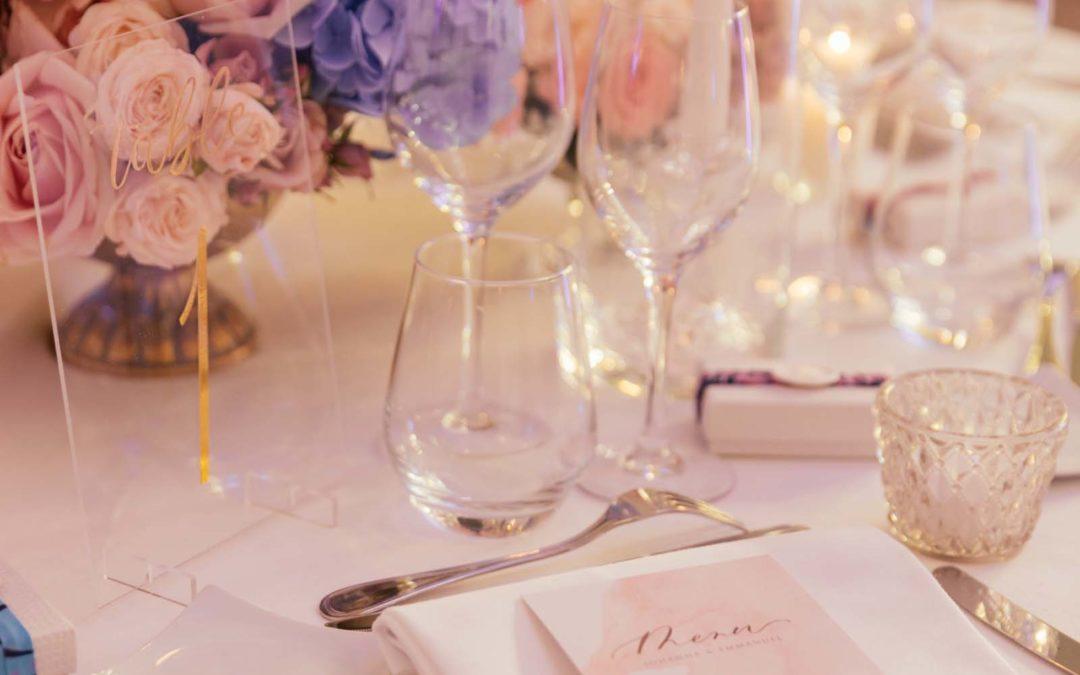 Les 4 avantages de faire appel à une wedding designer