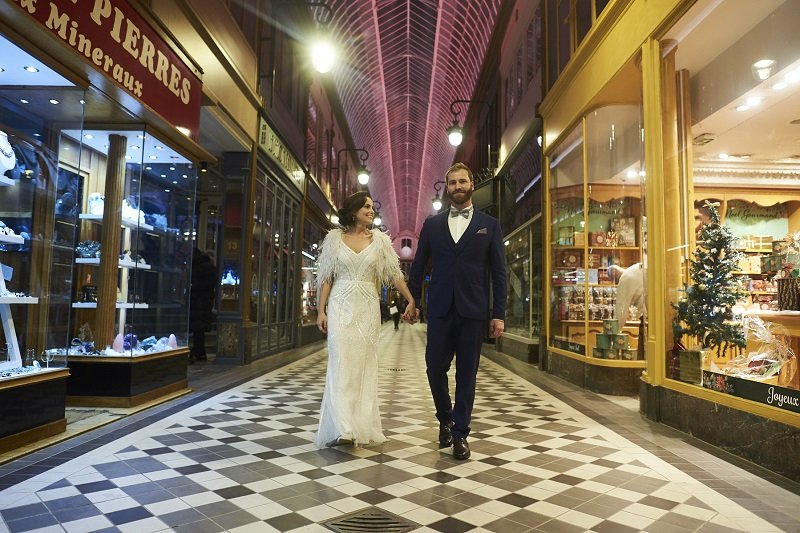 mariage luxe Paris