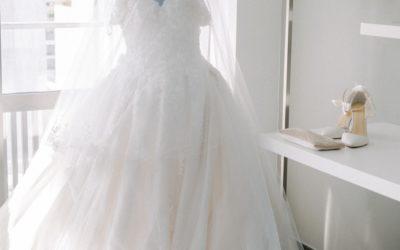 Trouver la robe de mariée de vos rêves : 8 étapes