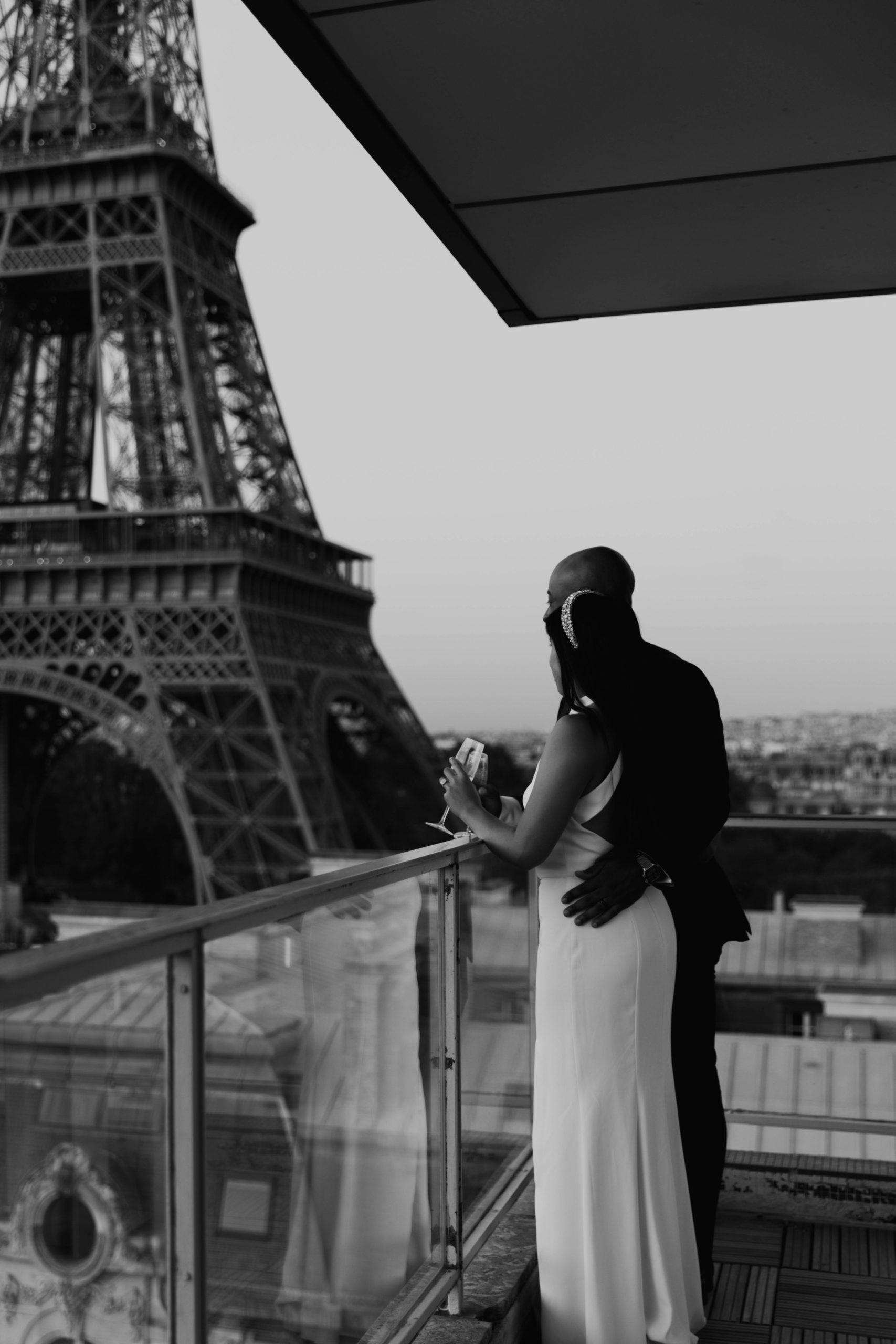 elopement à Paris