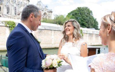 Une demande en mariage unique organisée à Paris par Ceremonize